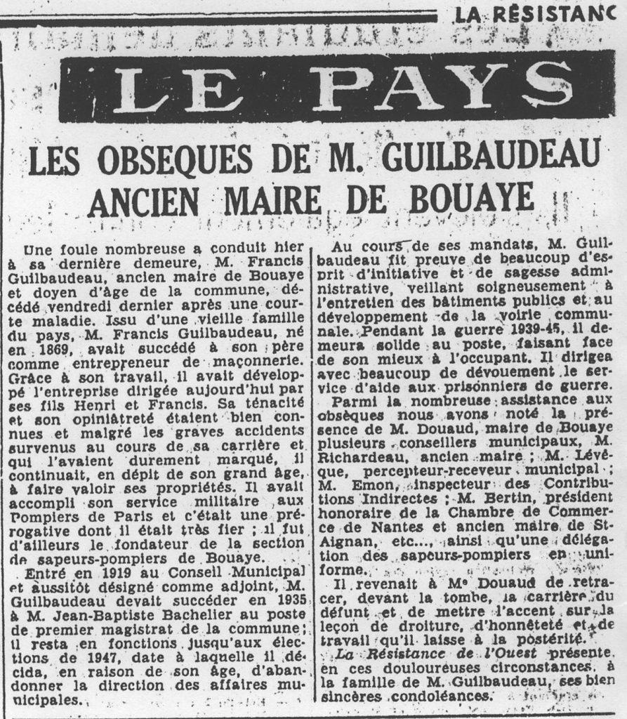 francois-guilbaudeau-article-deces
